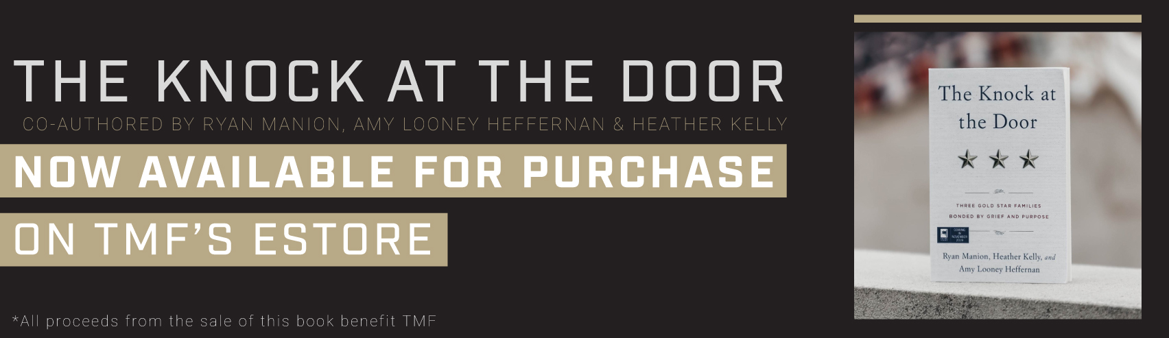 Purchase you copy of The Knock at the Door today!