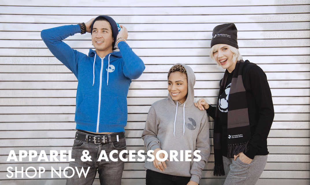 Shop our Apparel and Accessories