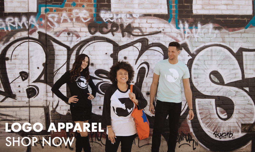 Shop our Logo Apparel Now!